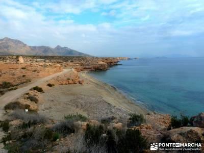 Calblanque y Calnegre - Cabo Tiñoso; Castillitos; viajes de una semana;recorridos por madrid